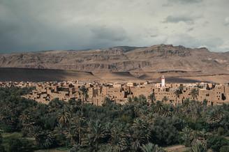 Fatamorgana Marokko