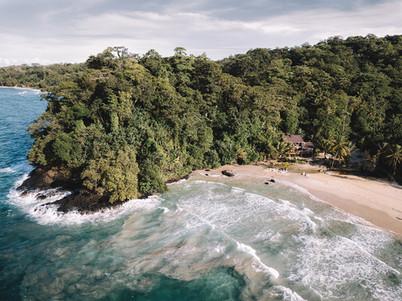 Beach in Bocas del Toro