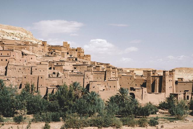 Tinghir Marokko Hollywood