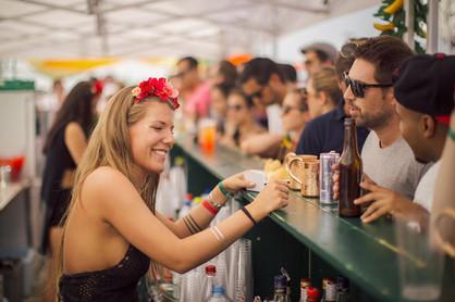 Electronic Music Festival Photos