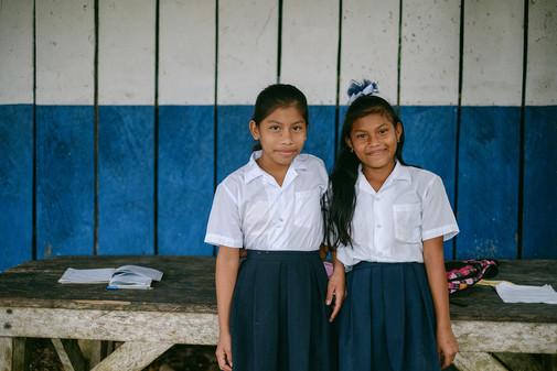 Youn Schoolgirls Panama Bocas del Torro