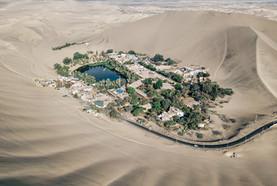 Huacachina Desert Peru City