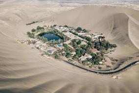 Huacachina Oasis Peru