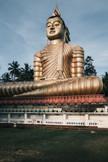 Riesen Buddha Sri Lanka