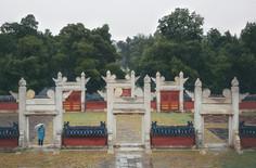 Temple China