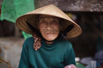 Vietnamese hat traditional
