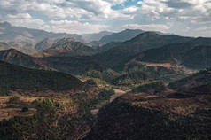 Grosses Atlasgebirge Marokko