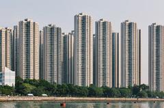 Architektur Hong Kong China