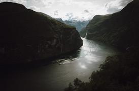 Gairanger in Norwegen