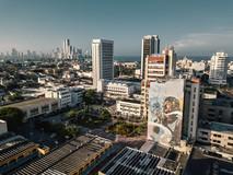 Cartagena Drone Photo Colombia