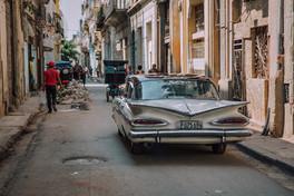 Cuba Old Cars Havanna