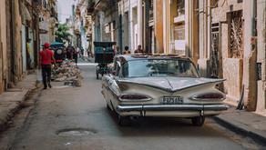 Kuba - Vorsicht Schlagloch