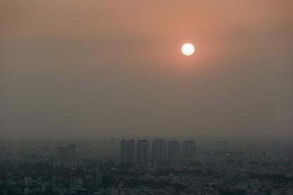 Smog Ho Chi Mingh City