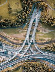 Sihlcity Autobahn Zürich