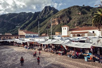 Pisac Peru Cusco Old Town