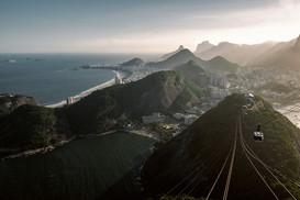 Sugar Leef Mountain Rio de Janeiro