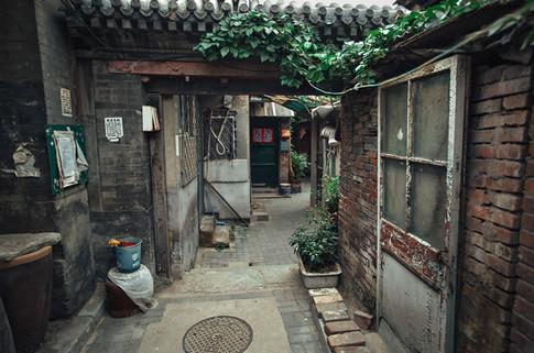 Gartenhaus Peking