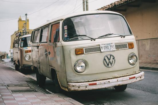 VW Bulli T1 Latin America