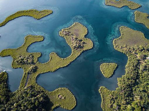 Bocas de Toro Drone Photography