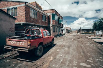 Daily Life Bolivia Mountains