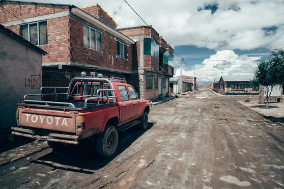Jeep Tour Bolivia