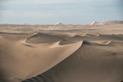 Huacachina Wüste in Peru