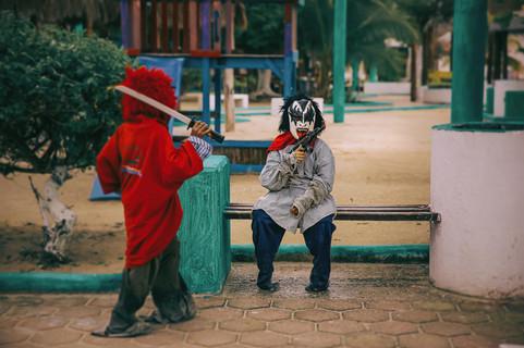 Carneval Mexiko