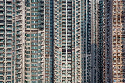 Skyscrapers China
