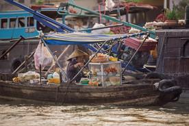 Floating Market Vietman