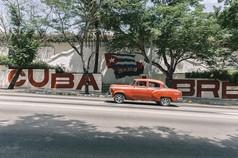 Alte Autos Kuba