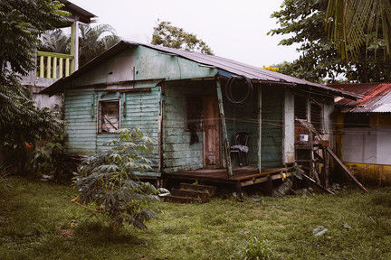 Old House Tortuguero