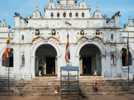Test: FUJIFILM X-PRO 3 - auf Reisen in Sri Lanka