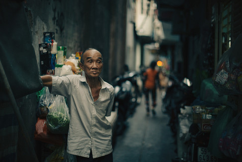 Street Photography Ho Chi Mingh City