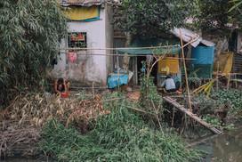 Mekong Delta Eingeborene