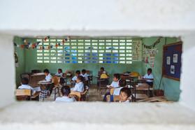 School in Panama Bocas del Torro