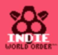 IndieWorldOrderPixelLogoSample.png