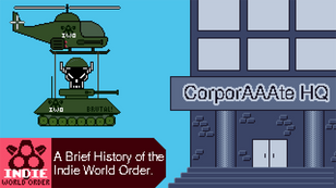 A brief history of Indie World Order.