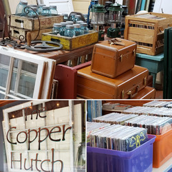 The Copper Hutch