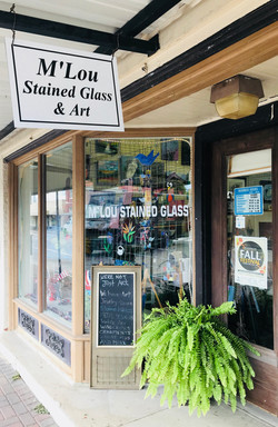 M'Lou Stained Glass and Art