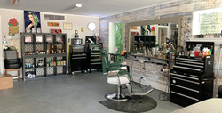 The Tattooed Barber
