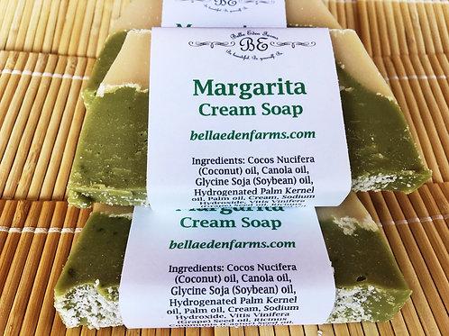 Margarita Cream Soap