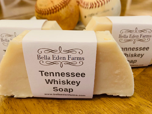 Tennessee Whiskey Soap