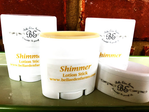 Shimmer Lotion Stick