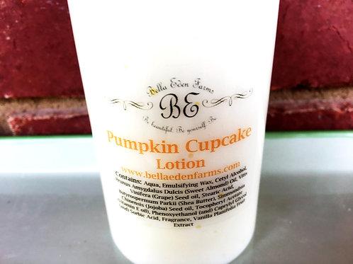 Pumpkin Cupcake Lotion