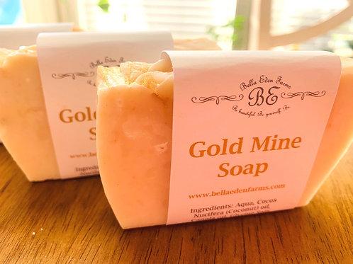 Gold Mine Soap
