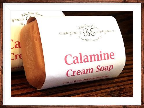 Calamine Cream Soap