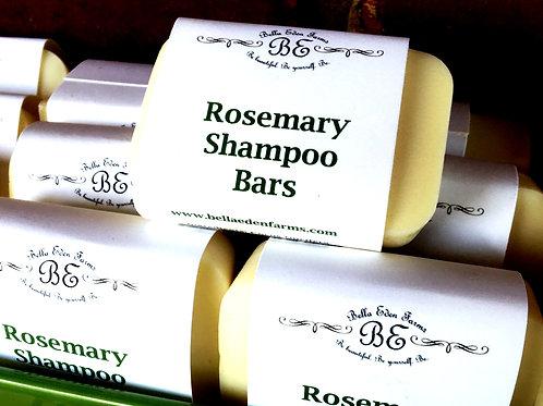 Rosemary Shampoo Bars