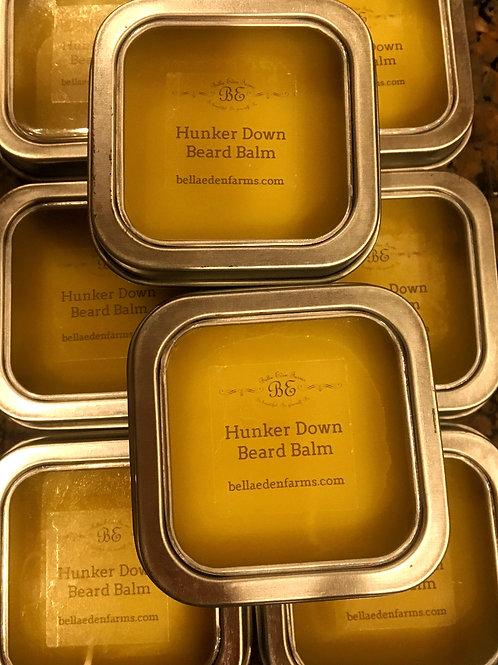 Hunker Down Beard Balm