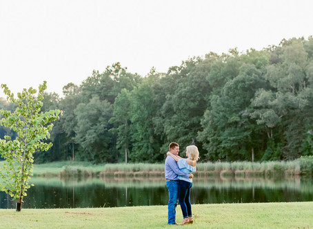 Caitlin + Trey | Engagement Session