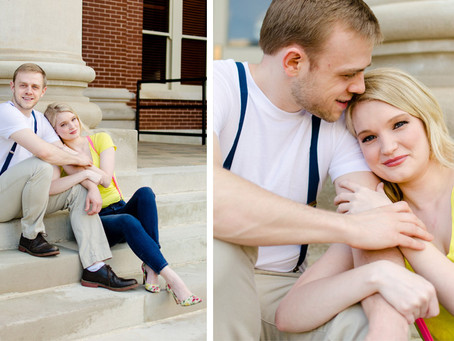 Audra + Charles | From the Archives